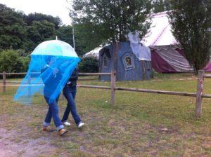 photo VDR parapluie
