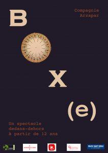 BOX(e) affiche 19 09