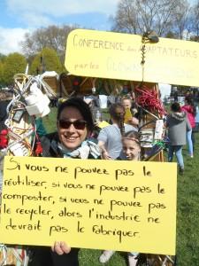 """""""Conférence des Adaptateurs"""" à la fête de la Tulipe"""